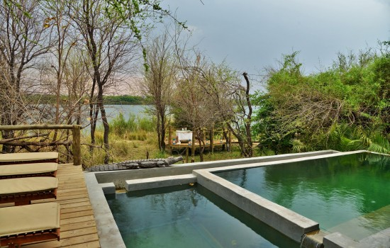 Chobe Bakwena Eco Lodge