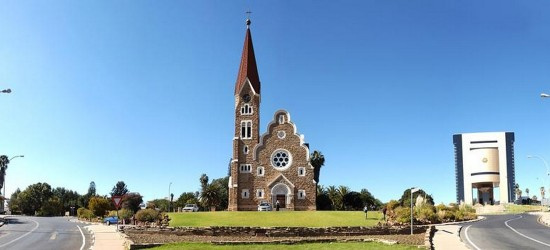 Windhoek City & Township Tour
